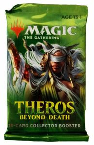 Theros Beyond Death Collector Booster - englisch MtG Magic the Gathering