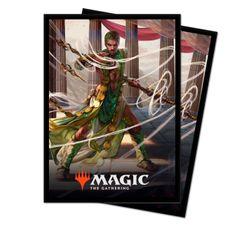 Theros Beyond Death - 100 Ultra Pro MtG Magic Sleeves - (66x91mm)  – Bild 6
