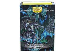 100 Dragon Shield Art Sleeves - King Athromark III