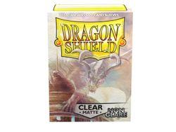 100 Dragon Shield Matte NON-GLARE Card Sleeves  – Bild 8