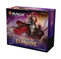 Throne of Eldraine Bundle Fat Pack englisch Magic the Gathering TCG