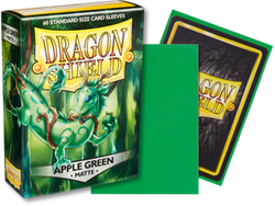 60 Dragon Shield Standard Matte Sleeves  – Bild 8