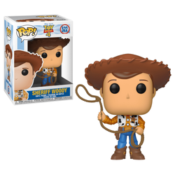 Funko POP! Toy Story 4 - Sheriff Woody #37383