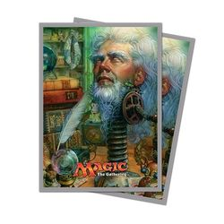 120 Unstable Urza, Academy Headmaster MtG Sleeves - Ultra Pro (66x91mm)
