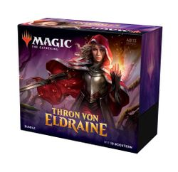Thron von Eldraine Bundle Fat Pack deutsch Magic the Gathering TCG