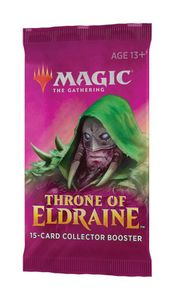 Throne of Eldraine Collector Booster - englisch MtG Magic the Gathering