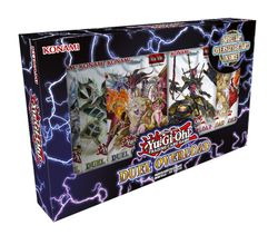 Yu-Gi-Oh! Duel Overload Box - englisch YGO
