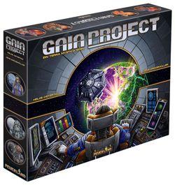 Gaia Project - Feuerland Spiele - Deutsch