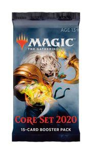M2020 Magic 2020 Core Set Booster englisch - MtG Magic the Gathering