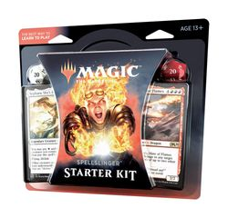 Spellslinger Starter Kit 2020 - englisch MtG Magic the Gathering TCG