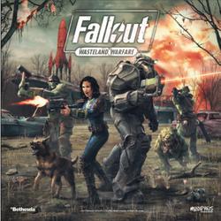 Fallout: Wasteland Warfare - Two Player Starter Set englisch