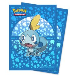 Ultra Pro Sleeves - Pokemon Sword and Shield Galar Starters Sobble (65 Sleeves)