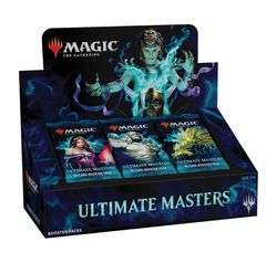 Ultimate Masters Booster Display englisch MtG Magic the Gathering TCG