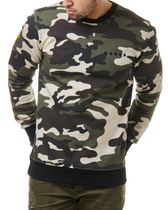 EFY5 Camouflage Sweater 4