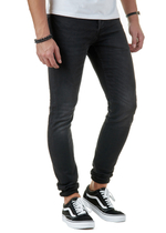 Loom Black Jog 7451 Slim Fit Jeans 1
