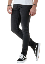 Loom Black Jog 7451 Slim Fit Jeans 3