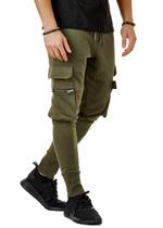 EF5041 Cargo Jogging Pants 6