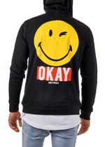 Smiley Sweat Hoodie 1