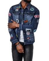 EFS3786 Denim Jacket  2