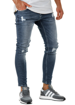 EFJ3822 Destroyed Skinny Jeans 1