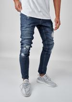 EFJ4205 Destroyed Jeans 2