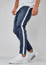 EFJ4244 Stripe Jeans 3