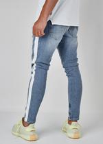 EFJ4250 Stripe Jeans 4