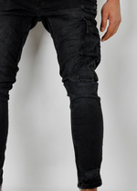 EFJ4351 Cargo Jeans 4