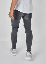 EFJ3359 Destoyed Jeans 8