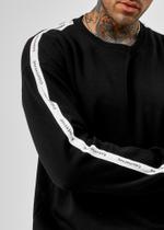 EFS8540S Logo Stripe Sweater 2