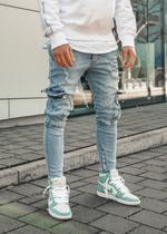 EFJ5131 Cargo Jeans 1