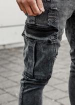 EFJ4607 Cargo Jeans 4