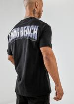 Long Beach Purple T-Shirt 3