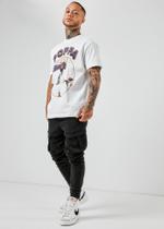 Poppa White T-Shirt 3