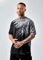 Dyed T-Shirt - Schwarz 2