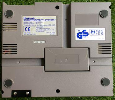 NES Konsole inkl. Controller & Kabel (Nintendo) (Gebraucht) – Bild 4