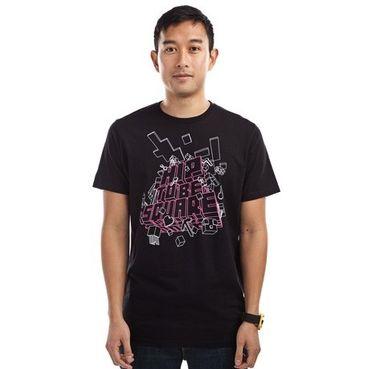 Hip to Be Square - T-Shirt - Herren - Größe M - (NEU) – Bild 1