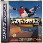 Tony Hawk's Pro Skater 3 (GameBoy Advance) (Gebraucht) (OVP) 001