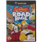 The Simpsons - Road Rage (GameCube) (Gebraucht) (OVP) 001