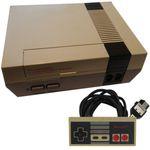 NES Konsole inkl. Controller & Kabel (Nintendo) (Gebraucht) 001