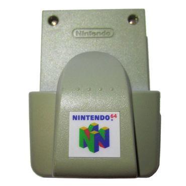 Original Nintendo N64 Rumble Pak NUS-013 (Nintendo) (Gebraucht)