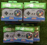 13x SNES Controller Neuware (NTSC / US) 001