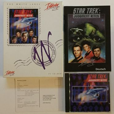 Star Trek - Judgment Rites (White Label) (PC) (Gebraucht) (Big Box) – Bild 2