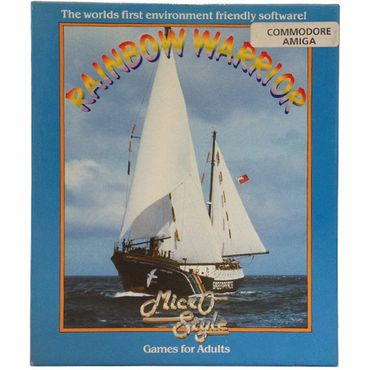 Rainbow Warrior (Amiga) (Gebraucht) (Euro Box)