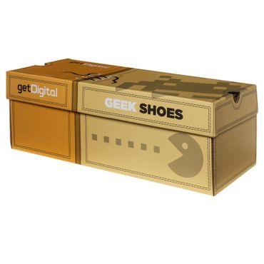 Blocks Schuhe (Schwarz) (Get Digital) (Neu) – Bild 7