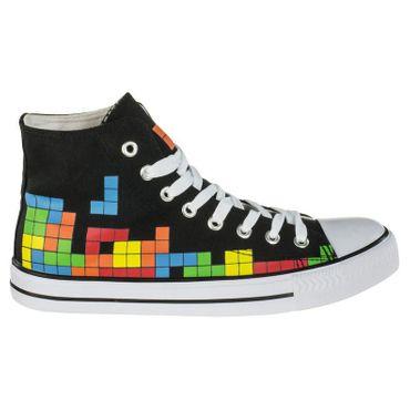 Blocks Schuhe (Schwarz) (Get Digital) (Neu) – Bild 1