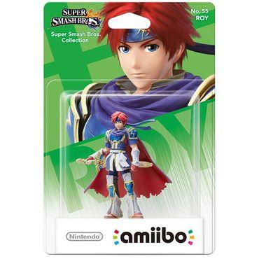 Nintendo Amiibo Figur - Roy - (Wii U) (Neu) (OVP)