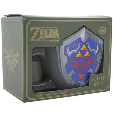 "The Legend of Zelda Tasse ""Schild"" (Paladone) (Neu) – Bild 1"