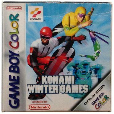 Konami Winter Games (Game Boy Color) (Gebraucht) (OVP)