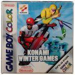Konami Winter Games (Game Boy Color) (Gebraucht) (OVP) 001